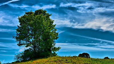Sping Landscape In Nh 3 Art Print by Edward Myers