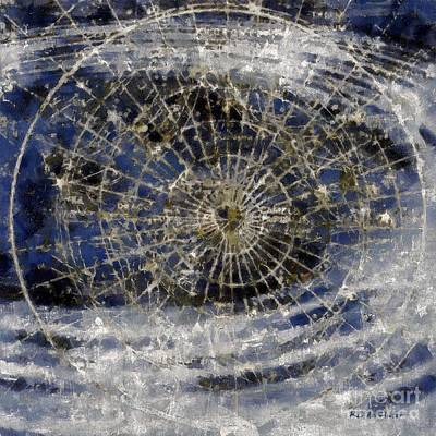 Spinning Away Art Print by RC DeWinter