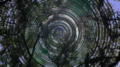 Photograph - Spinning by David and Lynn Keller