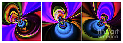 Photograph - Spinning by Elaine Hunter