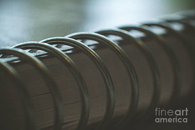Photograph - Spiral Bound4 by Pam  Holdsworth