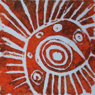 Thomas Kinkade - Spiral by Modern Art