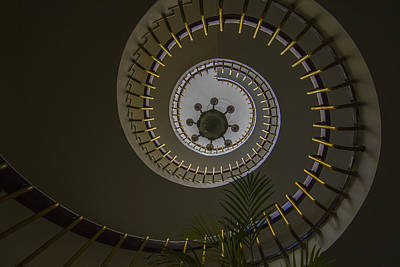 Photograph - Spiral by Ramabhadran Thirupattur