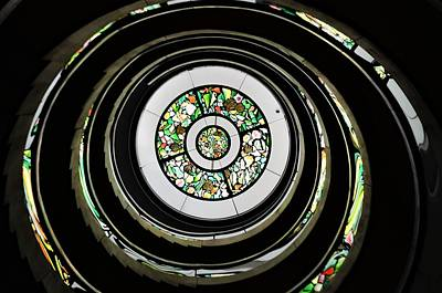 Photograph - Spiral Staircase To Heaven by Kim Bemis