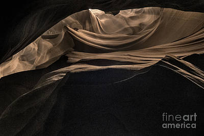 Dry Lake Digital Art - Spiraling Toward The Light by William Fields
