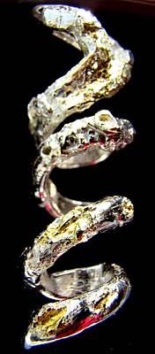 Jewelry - Spiralof Peace by Kimberly Clark - Dragonfly Studios