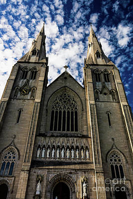 Photograph - Spires In The Sky by Elvis Vaughn