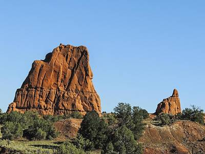 Photograph - Spires Or Monoliths by NaturesPix
