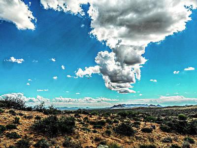 Modern Kitchen - Spirit Clouds by Frequency Fixx