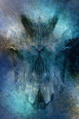 Photograph - Spirit Guide by WB Johnston