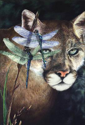 Painting - Spirit Guides by Ragen Mendenhall