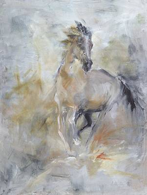 Painting - Spirit Horse by Christie Michelsen