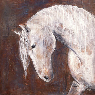 Painting - Spirit Horse by Lynne Furrer