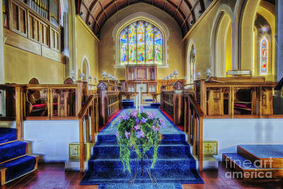 Christian Sacred Photograph - Spirit In The Air by Ian Mitchell