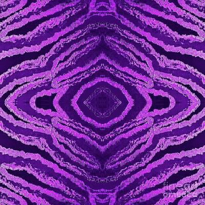 Digital Art - Spirit Journey Inward by Rachel Hannah