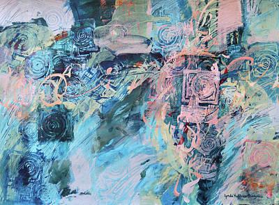 Painting - Spirit by Lynda Hoffman-Snodgrass