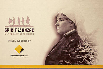 Photograph - Spirit Of Anzac Centenary Experience  by Miroslava Jurcik