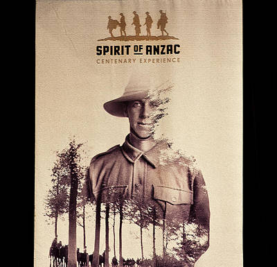 Photograph - Spirit Of Anzac  by Miroslava Jurcik