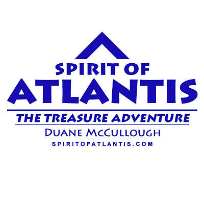 Photograph - Spirit Of Atlantis Logo by Duane McCullough