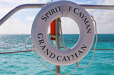 Photograph - Spirit Of Cayman by Michiale Schneider