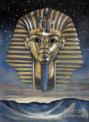 Pastel - Spirit Of Egypt by Stoyanka Ivanova