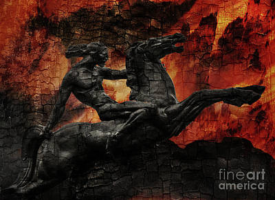 Photograph - Spirit Of Fire by John Anderson