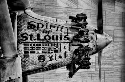 Photograph - Spirit Of St Louis by Mountain Dreams