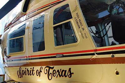 Photograph - Spirit Of Texas by John Schneider