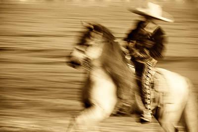 Charro Photograph - Spirit Of The Charro3 by Nick Sokoloff