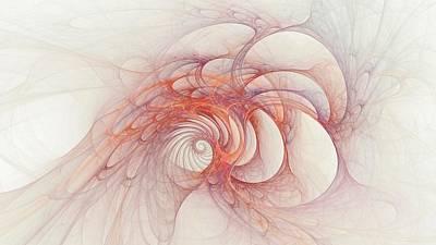 Spirit Of The Seashell Art Print