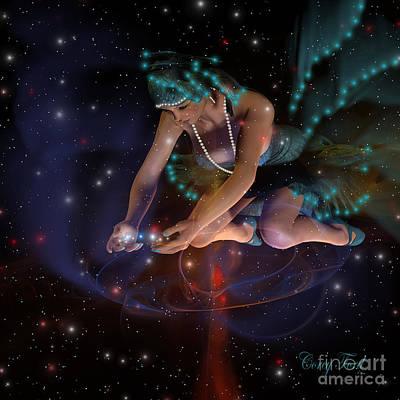Spirit Of The Stars Art Print