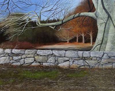 Spirit Path Original by Leo McRee