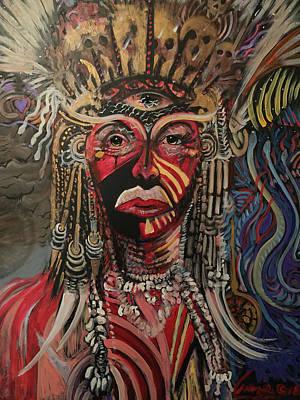 Spirit Portrait Art Print