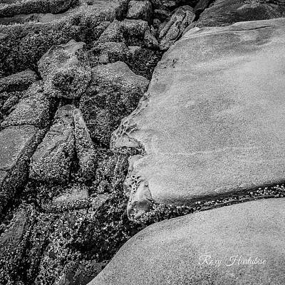 Photograph - Spirit Rock by Roxy Hurtubise