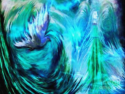 Spirit Sanctuary Art Print