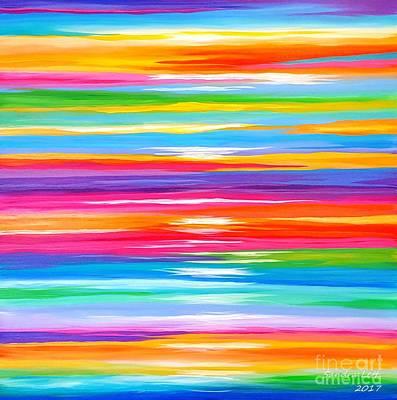 Painting - Spirit by Sandra Lett