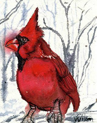 Painting - Spirit Singer II by D Renee Wilson