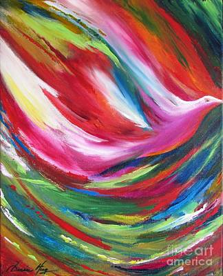 Painting - Spirit Takes Flight by Denise Hoag