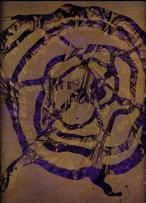 Spirit Web Art Print by Rick Silas