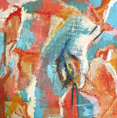 Painting - Spirit Wind by Mary Mirabal