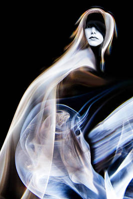 Digital Art - Spirit Woman by Lisa Yount