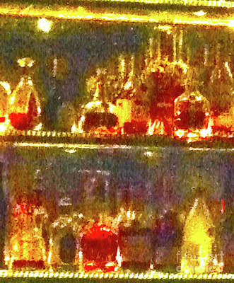 Martini Royalty-Free and Rights-Managed Images - Spirits 11b by Ken Lerner