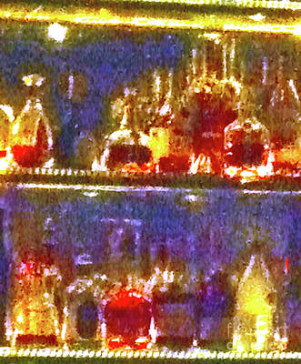 Martini Royalty-Free and Rights-Managed Images - Spirits 11c by Ken Lerner