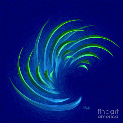 Digital Art - Spiritual Art - Flexible Synergy By Rgiada by Giada Rossi