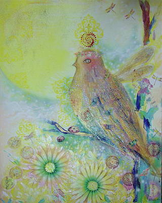 Painting - Spiritual Awakening  by Nino Gabashvili