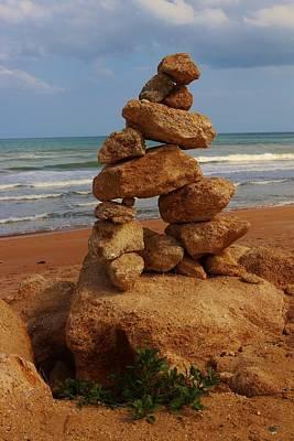 Photograph - Spiritual Balance by Christopher James