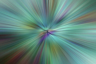 Photograph - Spiritual Breakthrough. Mystery Of Colors by Jenny Rainbow