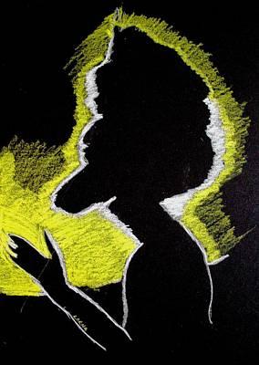 Painting - Spiritual by Lorna Lorraine