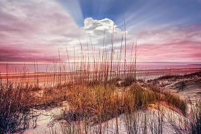 Photograph - Spiritual Morning At Sunrise by Debra and Dave Vanderlaan