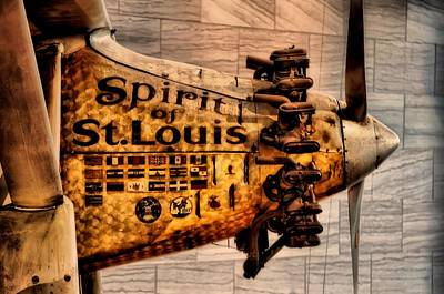Photograph - Spirt Of St Louis by Mountain Dreams